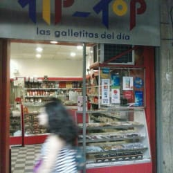 Tip Top - Enrique Mac Iver en Santiago
