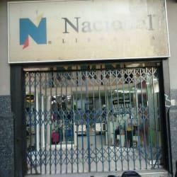 Librería Nacional - Matías Cousiño en Santiago