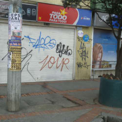 Paga todo Carrera 91 con 137 en Bogotá