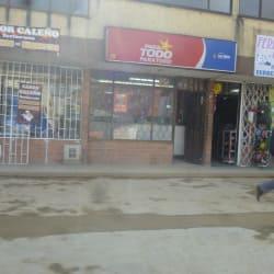 Paga todo Carrera 92 en Bogotá