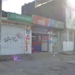 Paga todo Calle 72  en Bogotá