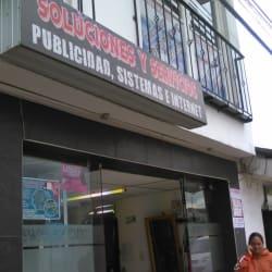 Crear Soluciones y Servicios  en Bogotá