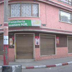Panaderia Casanare H.R. en Bogotá