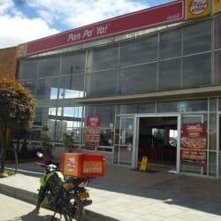 pan pa ya en Bogotá