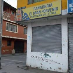 Panadería gran porvenir en Bogotá