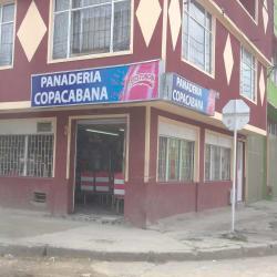 Panadería copa cabana en Bogotá