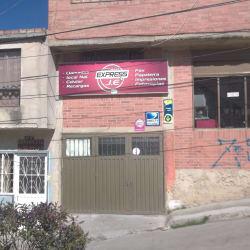 Cyber Express J.E en Bogotá