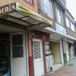 Panaderia Santa Ana en Bogotá