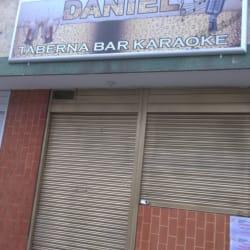 Daniel en Bogotá