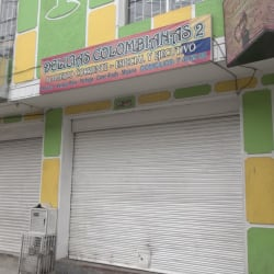 Delicias Colombianas 2 en Bogotá