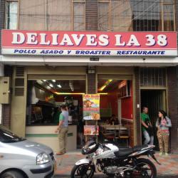 Deliaves La 38 en Bogotá