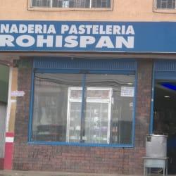 Panadería pastelería prohispan en Bogotá