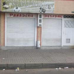Panaderia & Pasteleria Santa Maria en Bogotá