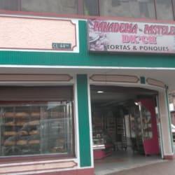 Panadería pastelería dk´ch en Bogotá