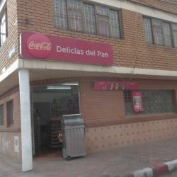 Delicias del Pan en Bogotá