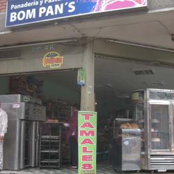 Panadería y Pastelería Bom Pan´s en Bogotá