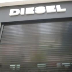 Diesel  en Bogotá