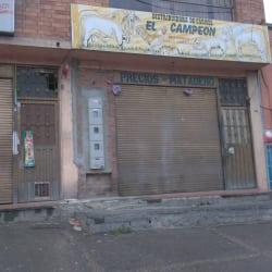 Distribuidora de Carnes El Campeón en Bogotá