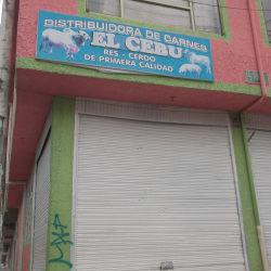 Distribuidora de Carnes El Cebu en Bogotá