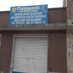 Panasonic Conectel en Bogotá