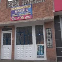 Distribuidora de Pollo Maxx en Bogotá