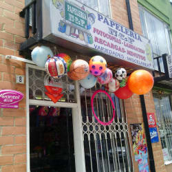 Papeleria N&F en Bogotá