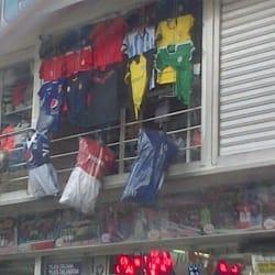 Confección de Uniformes Supermegaplay en Bogotá