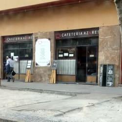 Cafetería Azares en Santiago