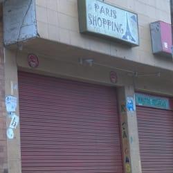 París shopping en Bogotá