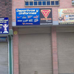 Deportivos y Uniformes en Bogotá