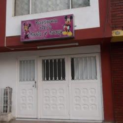 Peluquería kid´s minnie y mickey en Bogotá