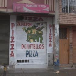 Dona Telo´s Pizza en Bogotá