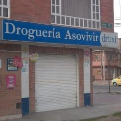 Drogueria Asovivir en Bogotá