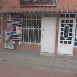 People with style en Bogotá