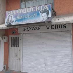 Peluquería stilos vero´s en Bogotá