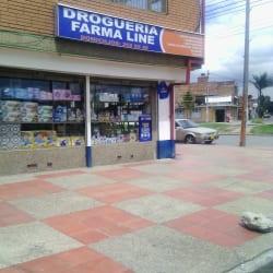 Drogueria Farma Line en Bogotá