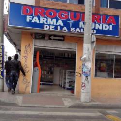Drogueria Farma Mundi De la Salud en Bogotá