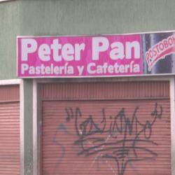 Peter pan pastelería y cafetería en Bogotá