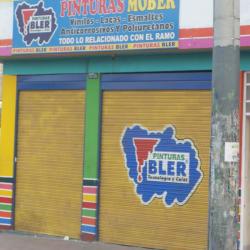 Pinturas mober en Bogotá