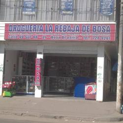 Droguería La Rebaja Bosa  en Bogotá
