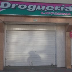 Drogueria LIP Farma en Bogotá