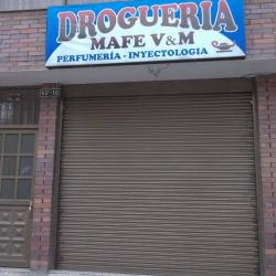 Droguería Mafe V&M  en Bogotá