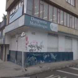Droguería Multidrogas en Bogotá