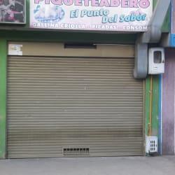Piqueteadero El Punto Del Sabor en Bogotá