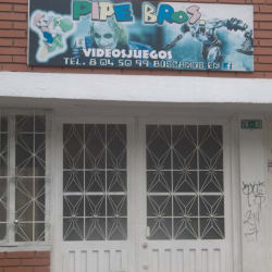 Pipe Bros en Bogotá