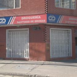 Droguería Santiago de Drogas  en Bogotá