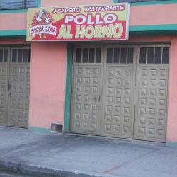 Asadero Restaurante Pollo Al Horno en Bogotá