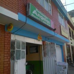 Restaurante Angelos en Bogotá