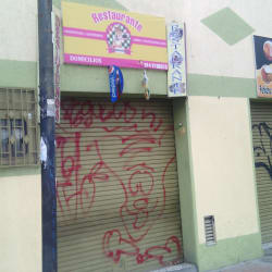 Restaurante Calle 14 en Bogotá