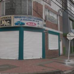 Repuestos Lujos y Accesorios la Esquina de la 67 en Bogotá